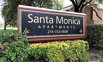 Santa Monica, 1