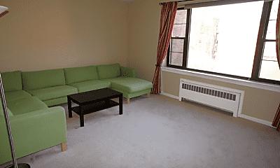 Living Room, 47 Harvard St, 1