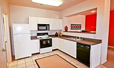 Kitchen, The Quarters, 2