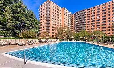 Pool, 4201 Cathedral Ave NW 101E, 0