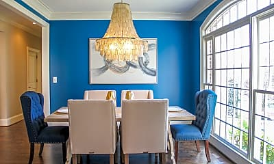 Dining Room, 119 Windsor Dr, 1