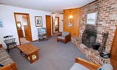 Living Room, 7709 Atlantic Ave B, 1