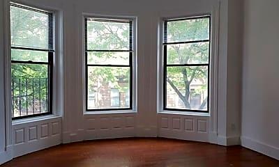 Living Room, 47 Massachusetts Ave 1, 1