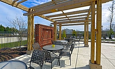 Patio / Deck, Independence Place in Prince George, 1