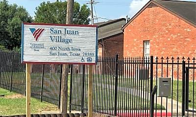 San Juan Village Apartments, 1