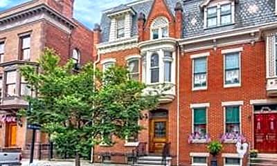 Building, 458 W Market St, 0