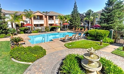 Pool, Broadstone at Stanford Ranch, 0