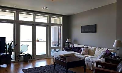 Living Room, 90 Bay St 2-M, 1