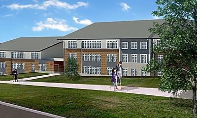 Building, Crestwood Ridge Apartments, 0