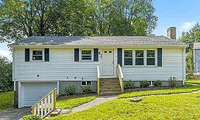 Building, 447 Main St, 1