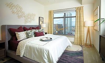 Bedroom, 401 Travis St, 2