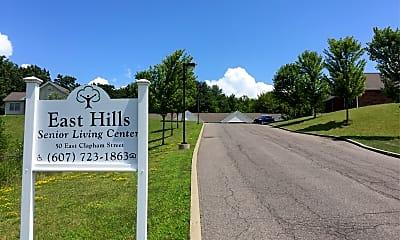 Easthill Senior Living, 1