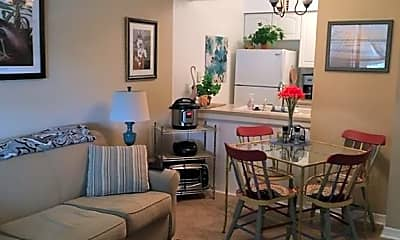 Dining Room, 13134 Feather Sound Dr 411, 1