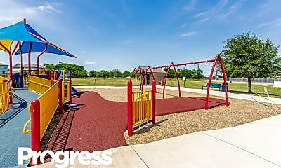Playground, 1504 Daisy Ln, 2