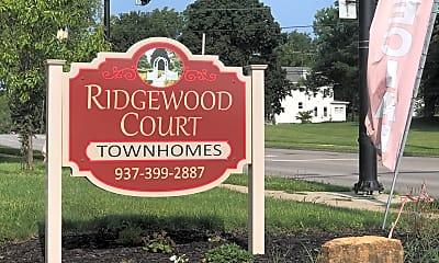 Ridgewood Court Townhomes, 1