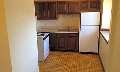 Kitchen, 2400 R St, 2