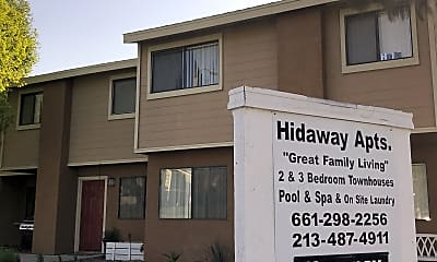 Hidaway Apartment Homes, 1