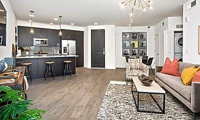 Living Room, 240 W Osborn Rd 3006, 1