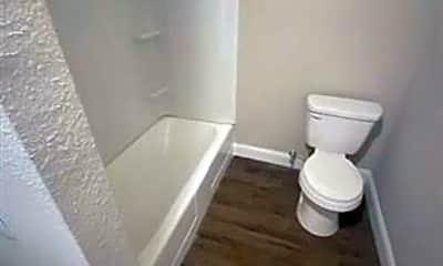 Bathroom, 3615 Bellmead Dr G, 2