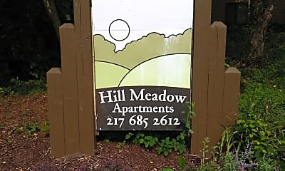 Hill Meadow Apartments, 1