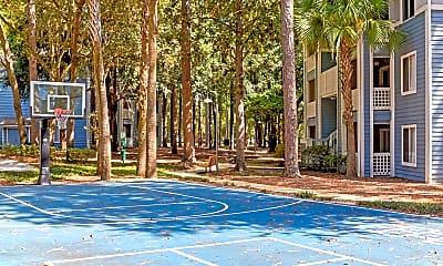 Recreation Area, Savannah Apartment Homes, 1
