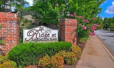 Community Signage, The Ridge at Karrington Place, 2