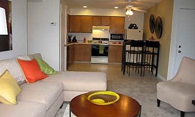 Living Room, Heatherbrook Gardens, 1