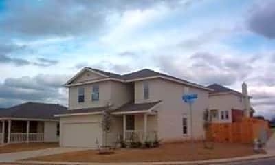Building, 14106 Purple Martin, 0