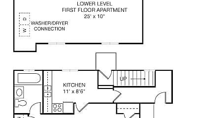 Bathroom, 11 Fir St, 2