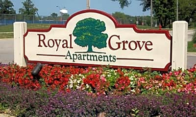 Royal Grove Apartments, 0