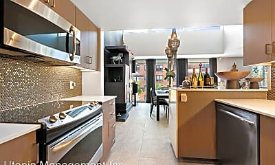 Kitchen, 3100 6th Ave Unit 509, 1