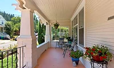Patio / Deck, SE 61st  and Stark, 1