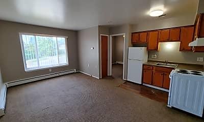 Living Room, 15811 Harper Ave, 1