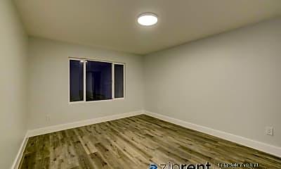 Bedroom, 601 Shields Street, A, 1