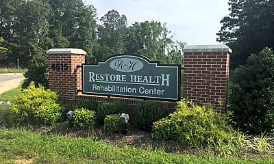 Restore Health Rehabilitation Center, 1