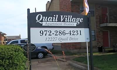 Quail Village I & Ii, 1