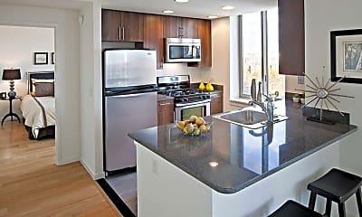 Kitchen, AVA Fort Greene, 1