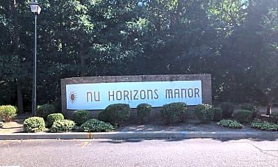 Nu Horizons Manor, 1