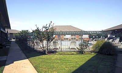 Building, Oak Place, 1