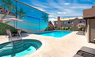 Pool, MillCreek Apartment Homes, 1