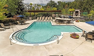 Pool, The Haven of Ann Arbor, 1