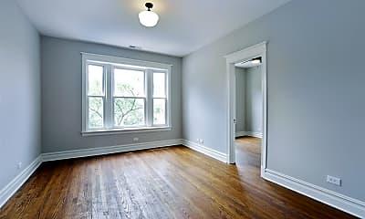 Bedroom, 5449 N Clark St 2, 1