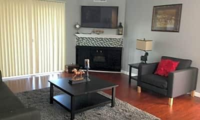 Living Room, 235 Arlington Rd, 1