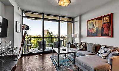 Living Room, 200 W Portland St 518, 0