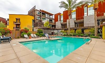 Pool, 4737 N Scottsdale Rd 2007, 1