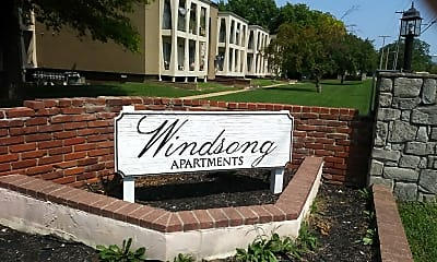 Windsong Apartments, 1