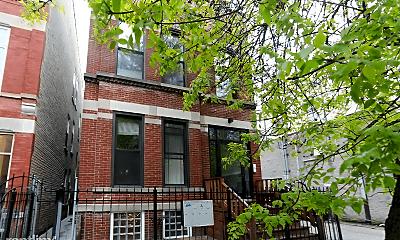 Building, 1116 N Hermitage Ave, 0