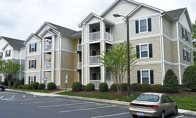 Lakemoor Apartments, 1