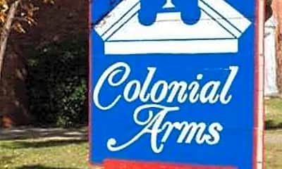 Colonial Arms Apartments, 0