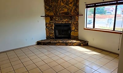 Living Room, 705 Mercury Ave, 1